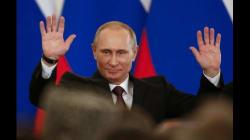 De la popularité de Poutine en Russie, selon