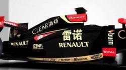 Renault passe au chinois sur sa Formule