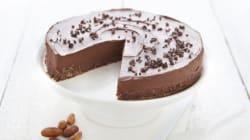 Manger du chocolat tout