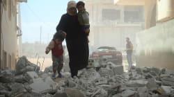 Syrie: nouvel usage d'armes