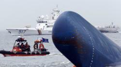 Naufrage du ferry: les médias coréens se sont trompés sur toute la