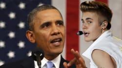 Expulsion de Justin Bieber : la Maison Blanche a enfin