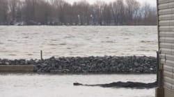 Le niveau de la rivière Richelieu reste