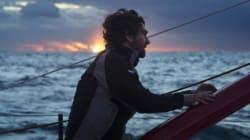 «En solitaire», François Cluzet contre vents et marées