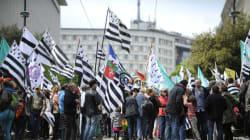 Manifestation à Nantes pour la