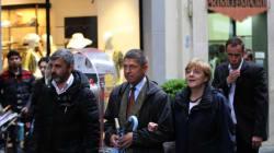 Merkel in visita a Napoli