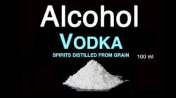 La vente d'alcool en poudre approuvée aux