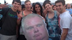 'Rob Ford' Is A Hit At