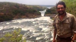 Cet homme s'est lancé un incroyable défi: longer le Nil... à