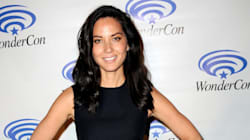 Olivia Munn Shows Off Her Natural
