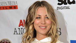 'Big Bang Theory' Star Kaley Cuoco Latest Celeb To Oppose The Seal