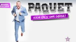 «Rien qu's'une gosse» : Dominic Paquet n'a pas de temps à