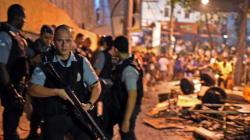 Émeutes violentes à Rio après la mort d'un habitant d'une