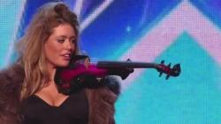 Elle a bluffé le jury avec son violon