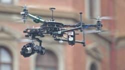 Drones já são uma preocupação