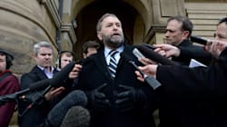 Mulcair: Wright-Duffy Emails 'Illegally