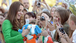 Kate Middleton Dazzles Fans In