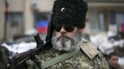 Ukraine: on en sait plus sur ce barbu qui ridiculise