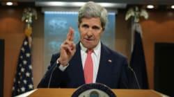 Moscou n'a pas pris «la moindre initiative» pour appliquer l'accord de Genève, dit John