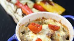 La recette du week-end: crumble d'agneau à l'origan et à la