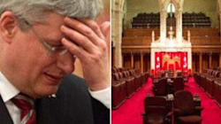 Harper's Unappointed Senate Seats Unconstitutional: B.C.
