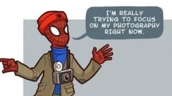Et si les super-héros étaient des hipsters