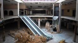 Les centres commerciaux américains abandonnés en