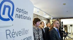 Je pensais le conseil national d'Option nationale plus combatif que