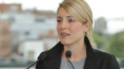 Mélanie Joly, candidate à l'investiture libérale à
