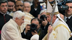 Benoît XVI concélébrera la double canonisation avec