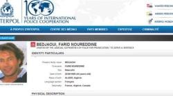 Interpol recherche le Canadien Farid