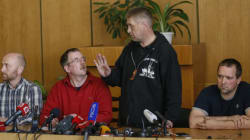 Les observateurs de l''OSCE présentés à la presse: de