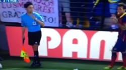 El aficionado que lanzó el plátano a Alves no volverá a El