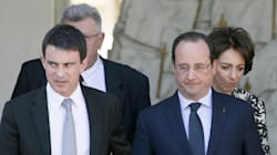 La popularité de Hollande baisse encore... celle de Valls