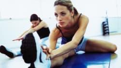 Les étirements musculaires et l'activité