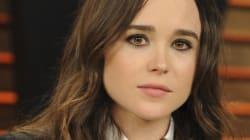 Ellen Page Shows Her Sexy