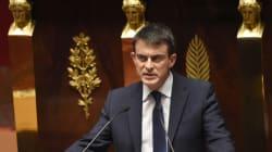 L'anaphore de Valls à l'Assemblée :