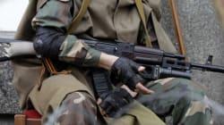 Les forces armées ukrainiennes