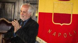 Jep Gambardella è cittadino di Napoli (FOTO,