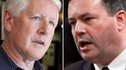 Bob Rae v.s. Jason Kenney: If You Talk About Immigration, You'll Offend
