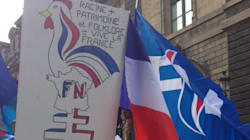 Les slogans et pancartes du défilé du