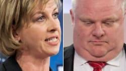 Ford, Stintz Settle Things Over 'Gross'