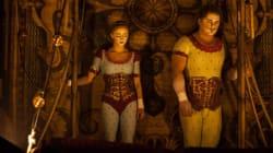«Kurios»: le Cirque du Soleil surprend avec sa 35e production
