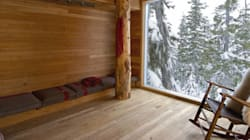 LOOK: Chic Cabin In The