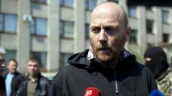 Les observateurs de l'OSCE retenus en Ukraine ont été