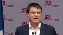 Européennes : Valls appelle à