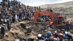 アフガニスタンで地滑り、死者2000人以上か