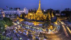 タオルから考えるミャンマーの医療