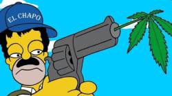 Homer Simpson, figure de la lutte contre la guerre de la