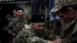 Ukraine : une nuit avec les pro-russes à
